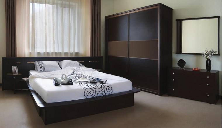 Спальня сакура фото