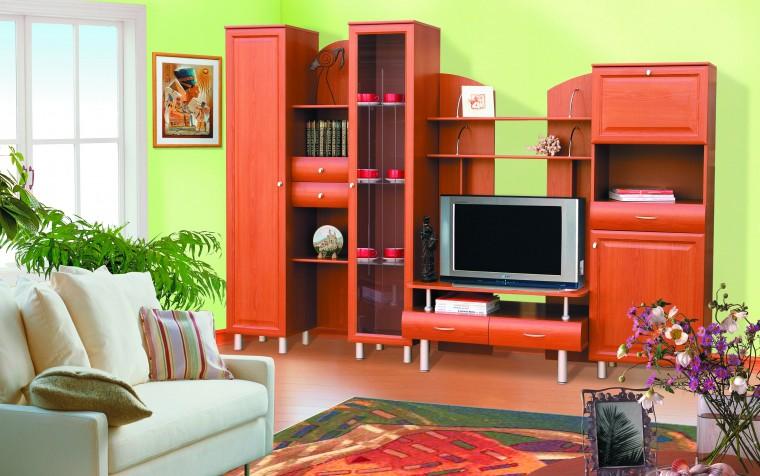Удобная надежная мебель горка мебель